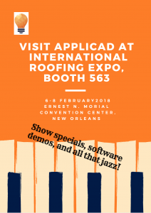 Applicad at International Roofing Expo
