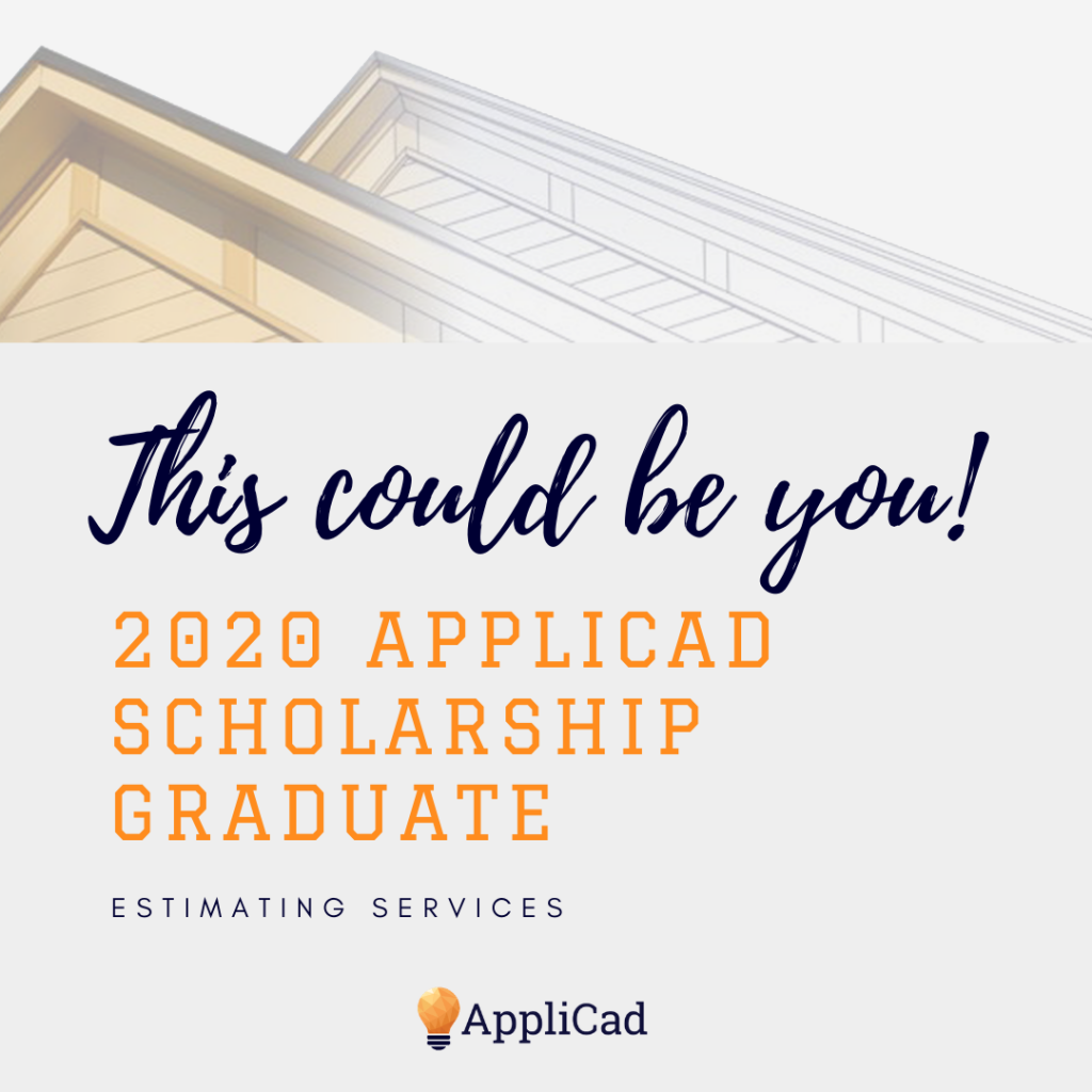 2020 AppliCad Scholarship