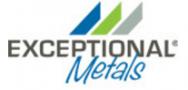 Exceptional Metals