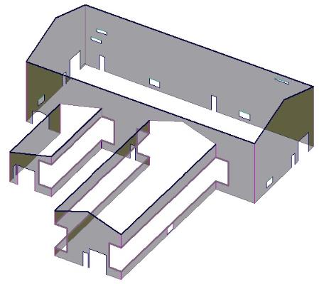 www.applicad.com Estimating walls AppliCad Roof Wizard 1